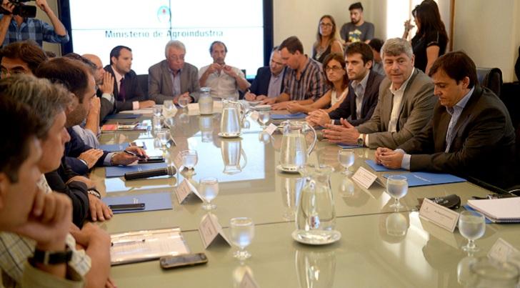 Foto: Prensa Ministerio de Agroindustria de la Nación