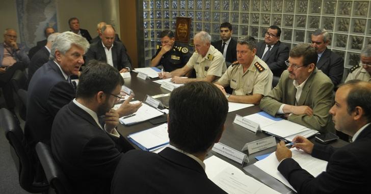 Foto: Gentileza Ministerio de Seguridad de la Nación