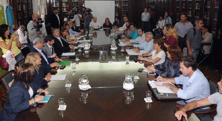 Foto: Federación de Educadores Bonaerenses (FEB)