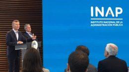 Foto: Twitter ministro de Modernización Andrés Ibarra