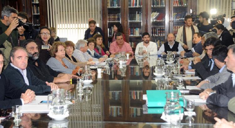 Foto: Federación de Educadores Bonaerenses.