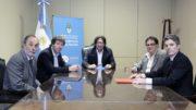 Foto: Prensa Ministerio de Justicia y Derechos Humanos