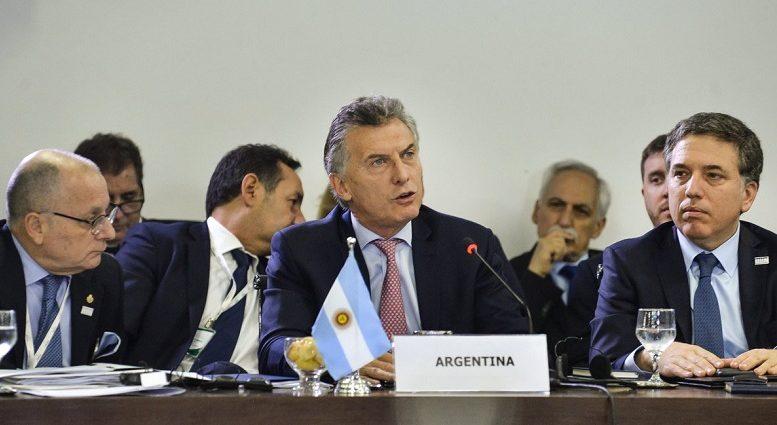 Foto: Twitter Cancillería Argentina
