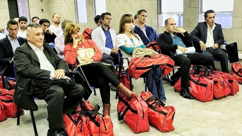 Foto: Ministerio de Justicia de la provincia de Bs. As.