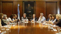 Foto: Prensa Ministerio de Salud de la Nación