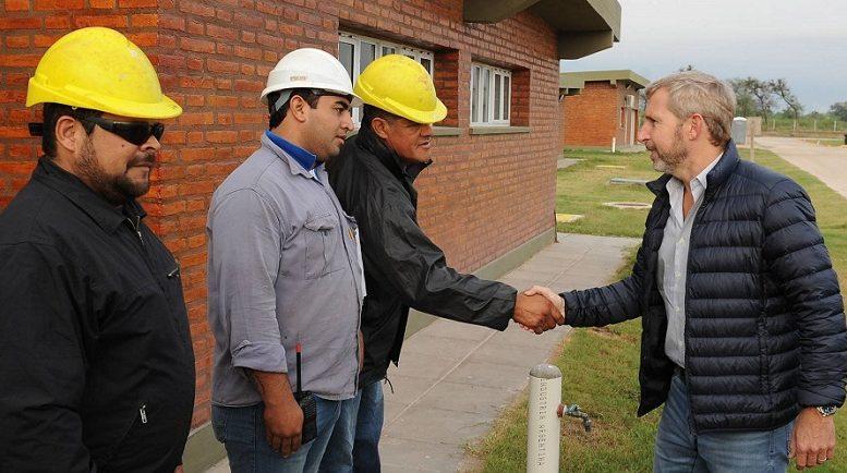 Foto: Ministerio del Interior, Obras Públicas y Vivienda