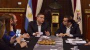 Foto: Twitter Legislatura de la Ciudad Autónoma de Buenos Aires