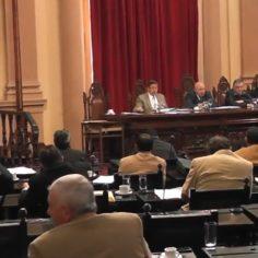Salta: Sigue la polémica por el crucifijo de la Legislatura