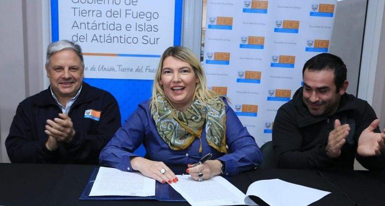 Foto: Gobierno de Tierra del Fuego