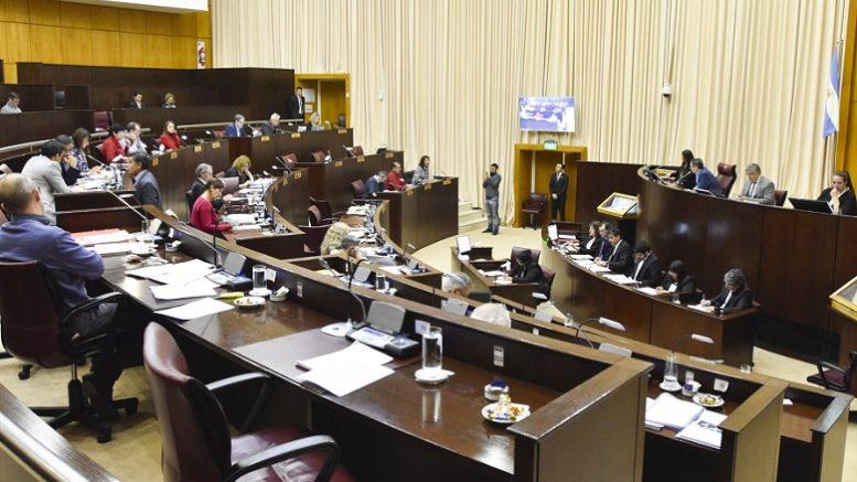 Crédito foto: Legislatura de la provincia del Neuquén