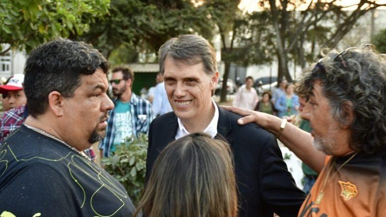 Foto: Twitter Diputado nacional Pablo Kosiner