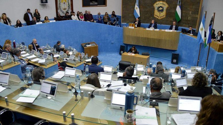 Foto: Comunicación Legislatura de Río Negro