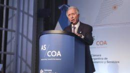 Foto: Cámara Argentina de Comercio y Servicios