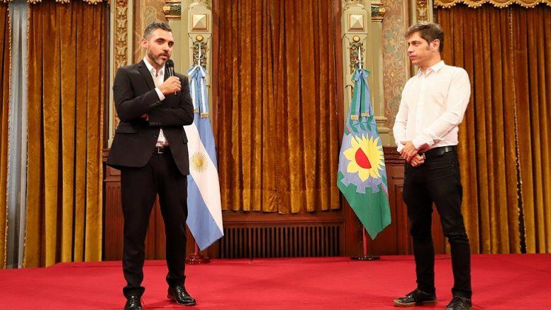 Foto: Prensa ARBA