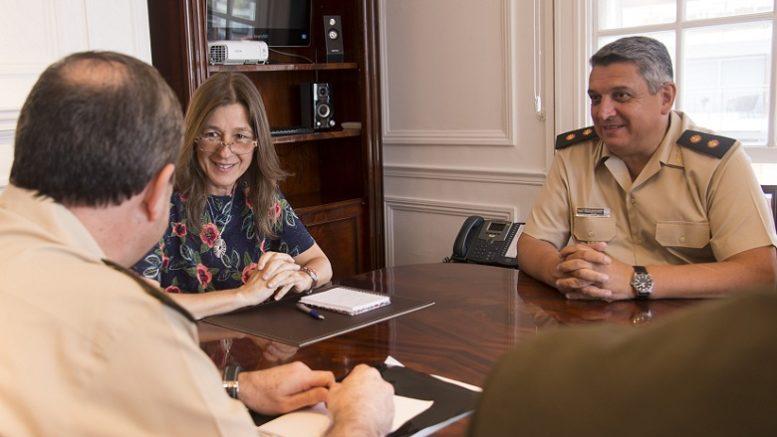 Foto: Ministerio de Seguridad de la Nación