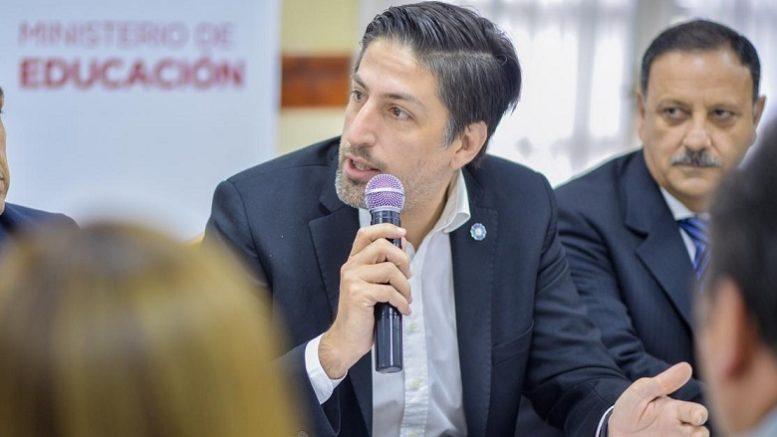 Foto: Twitter Nicolás Trotta