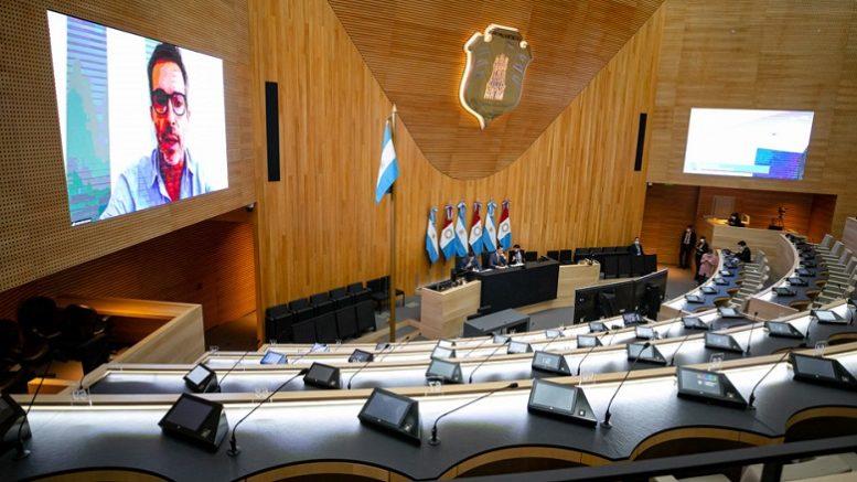 Foto: Prensa Legislatura de Córdoba