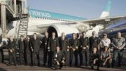 Foto: Twitter Aerolíneas Argentinas