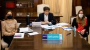 Foto: Prensa Gobierno de la Provincia de Bs. As.