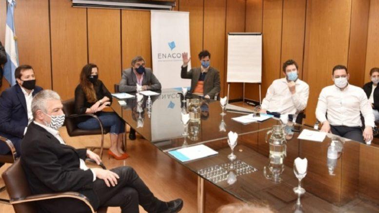Foto: Ente Nacional de Comunicaciones
