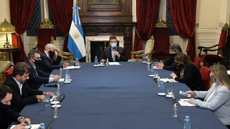 Foto: Twitter Honorable Cámara de Diputados