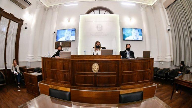 Crédito foto: Honorable Cámara de Senadores de la Provincia de Entre Ríos