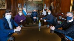 Foto: Ministerio de Transporte de la Nación