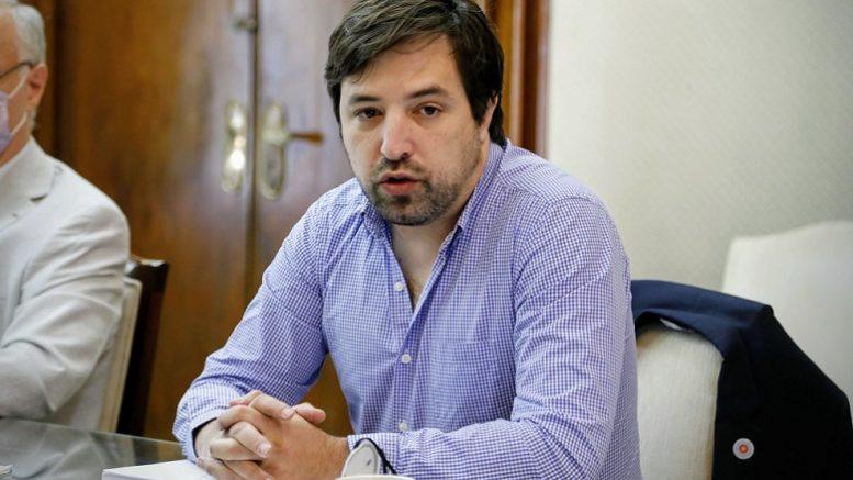 Foto: Twitter Nicolás Kreplak