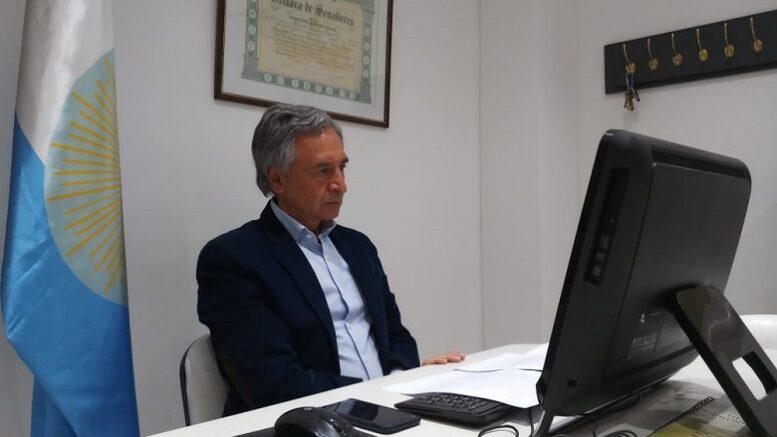 Foto: Senador nacional Roberto Basualdo