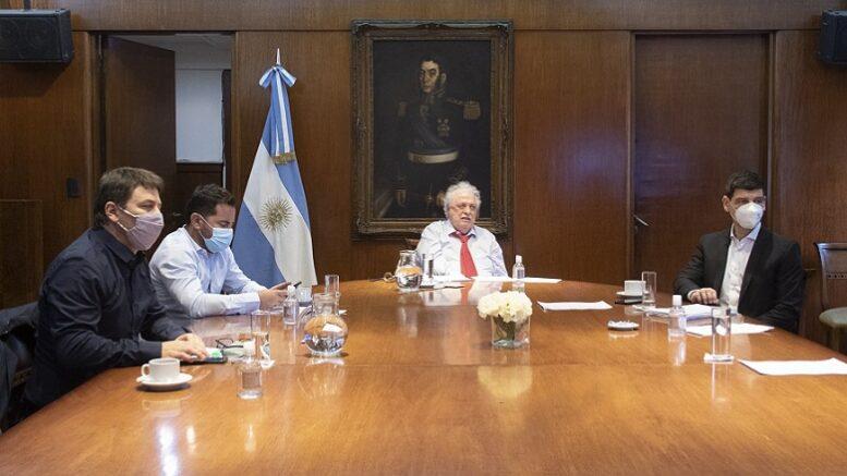 Foto: Twitter Ginés González García